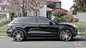 Porsche Cayenne Jet Black Metallic - porsche cayenne turbo s photo008 mansory porsche cayenne turbo s