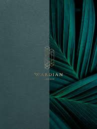 wardian london brochure brochures group and logos