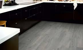 Gray Laminate Floor Hdf Laminate Flooring Click Fit Wood Look Commercial Urban