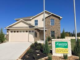 Dr Horton Cambridge Floor Plan by Express Homes San Antonio Affordable Homes