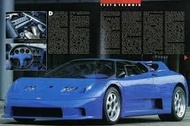 bugatti eb218 bugatti eb110 magazine articles scans page 3 auto titre