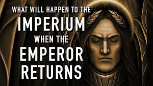 Hit The Floor Return - what the emperor would do to the imperium upon his return in