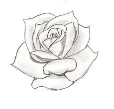 rose tattoo stencil designs tattoo stencils clipart library