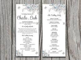 Simple Wedding Ceremony Program 111 Best Garden Weddings Images On Pinterest Garden Wedding