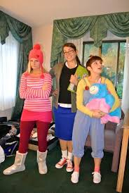 Friend Costumes Halloween Despicable Halloween Costumes Margo Edith Agnes