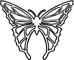 imagenes de mariposas faciles para dibujar galería de imágenes dibujos de mariposas para colorear