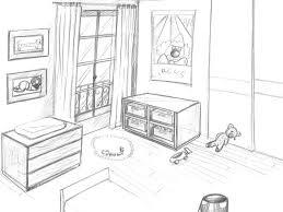 dessiner une chambre en perspective dessin de chambre en d related post comment dessiner sa chambre
