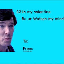 sherlock valentines day cards castiel baby s day cards babies and castiel