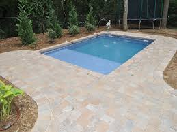 brick patios u0026 backyard hardscapes pavemaster