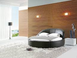 black and white modern bedrooms bedroom ultra modern bedroom with round black austin king bed