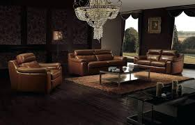 home decor brown leather sofa modern living room ideas with brown leather sofa toberane me