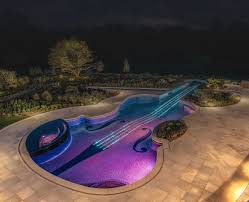 violin slide 1 cipriano landscape design and custom swimming pools