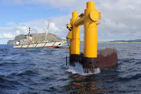 45 ton azura generator harvests energy from hawaii u0027s waves