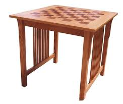 Game Tables Furniture Amish Made Hardwood Game Tables From Dutchcrafters