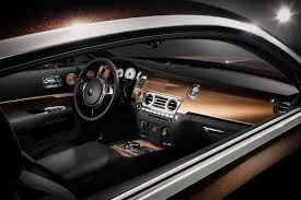 rolls royce inside lights rolls royce wraith inspired by music a concert hall on wheels by