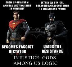 Superman Memes - injustice logic meme by nycsuperhero memedroid