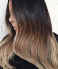 glam seamless hair extensions chemical free hair color with glam seamless extensions