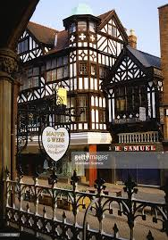 tudor architecture chester england stock photo getty images