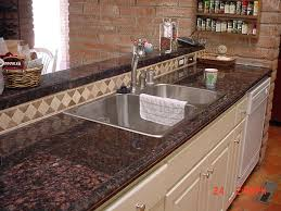 Kitchen Cabinets Kitchen Counter Height In Inches Granite by Cupboards Kitchen And Bath When Trends Attack Granite Tile Counters