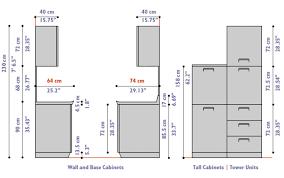 standard wall cabinet height standard kitchen cabinet height elclerigo com