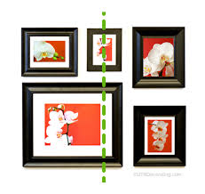 tip tuesday how to hang a group of pictures utr déco blog