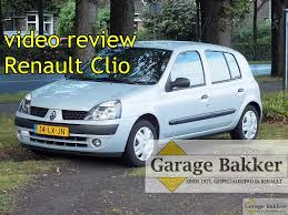 clio renault 2003 video review renault clio 1 2 16v expression 5drs 2003 14 lx jn
