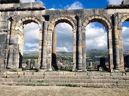 volubilis the best roman ruins of morocco