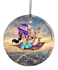 thomas kinkade halloween disney princess collection by thomas kinkade on sale at zulily