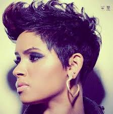 black hairstyles purple 2018 african american short hairstyles for black women