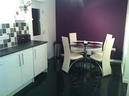 kitchen feature wall paint ideas purple kitchen walls z co