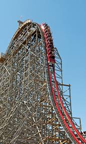 Six Flags Giant New Texas Giant Roller Coaster Guide To Six Flags Over Texas