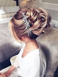bridal hair best 25 wedding hair chignon ideas on wedding low
