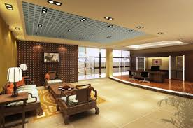 home office ceo office space with reception modern new 2017