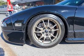 Acura Nsx Black Black Acura Nsx On Mugen Mf10 Wheels Photo S Album Number 6203