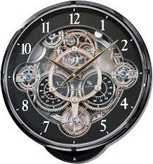 amazon com rhythm clocks gadget home u0026 kitchen
