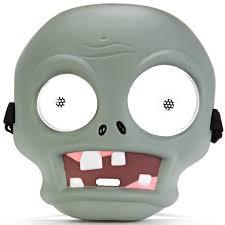 Zombie Mask Plants Vs Zombies Zombie Mask