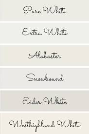 best sherwin williams white paint colors for kitchen cabinets the best white paint colors from sherwin williams
