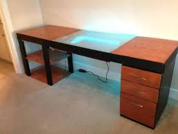 Ultimate Gaming Desk Diy Gaming Computer Desk Gaming Desk Great Arrangement For Gaming