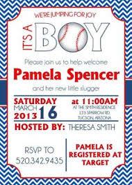baseball baby shower baseball baby shower invitation cimvitation