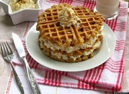 waffle maker recipes think beyond the waffle photos huffpost