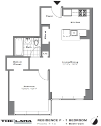 the lara nyc new york downtown luxury rental apartments