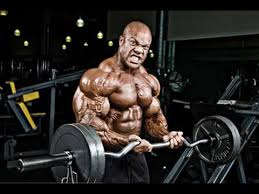 Phil Heath Bench Press Phil Heath Full Body Workout U0026 Komple Program Bodybuilding