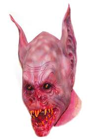 amazon com gmasking latex scary monster mask toys u0026 games