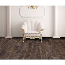 sephora gray hevea scraped solid hardwood 3 4in x 4 1 2in
