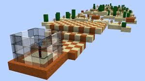 Challenge Minecraft Sky Desert Challenge