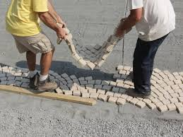Sub Base For Patio by How To Install A Patio Walkway How Tos Diy