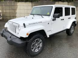 white jeep rubicon new 2018 jeep wrangler jk unlimited 4 door sport utility in mission