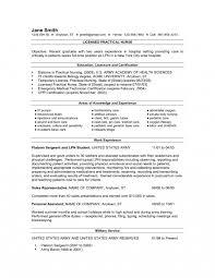 Lpn Resume Template Free by Lpn Resume Templates Free Sidemcicek Template Nursing Free Lpn