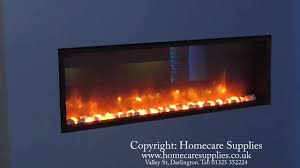 gazco radiance 105r edge inset electric fire from homecare