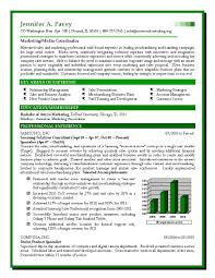 Resume For A Marketing Job by Resume Resume Synopsis Examples Cv For The Post Of Accountant